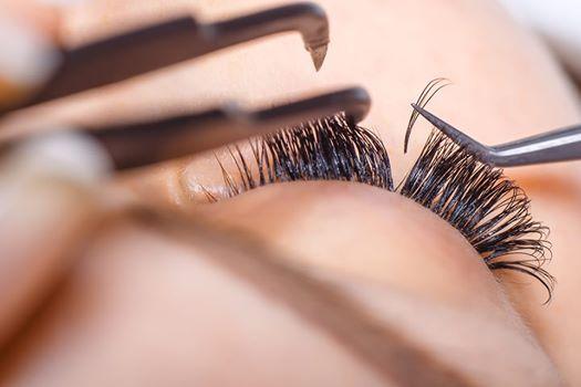 Curso de extensin de pestaas (pelo a pelo)