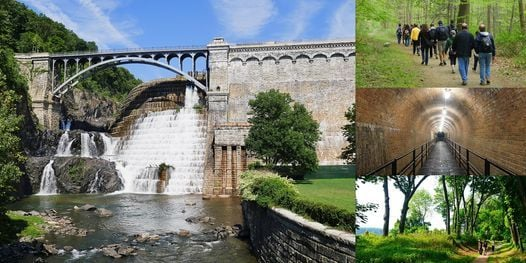 Old Croton Aqueduct Trail Hike with Rare Access Inside Abandoned Weir, 30 October   Event in Millwood   AllEvents.in