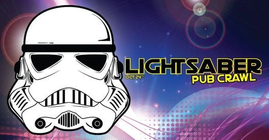 Memphis - Lightsaber Pub Crawl - $15,000 Costume Contest, 23 October | Event in Memphis | AllEvents.in