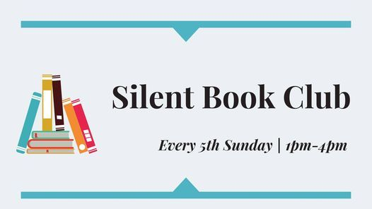 Silent Book Club, 31 January | Event in Spring City | AllEvents.in