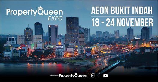 Property Queen Expo 2019 at AEON Mall Bukit Indah (Week 2)