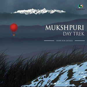 Tour to Mukshpuri Top