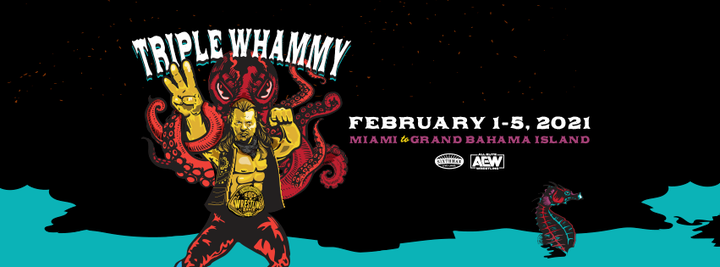 Chris Jericho's Rock 'N Wrestling Rager at Sea: Triple Whammy | Event in Miami | AllEvents.in