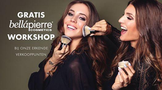 Gratis Bellpierre Workshop Nails & Beauty Turnhout (7122019)
