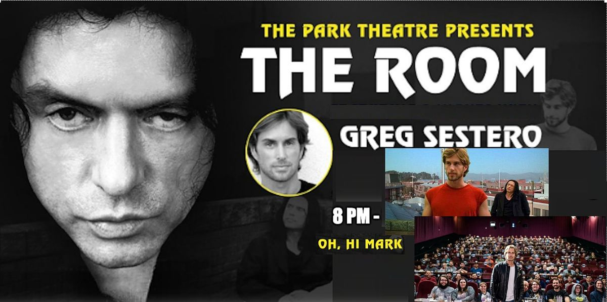 The Room - With Greg Sestero Live - Night 2, 2 November | Event in Winnipeg | AllEvents.in