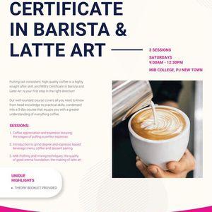 Barista & Latte Art