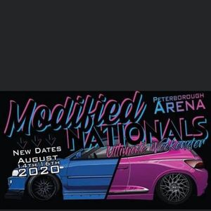 Modified Nationals 2021  INFLUX STAND