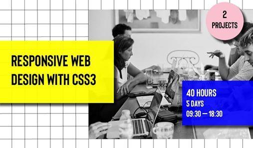 Responsive Web Design with CSS3