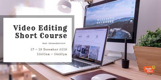Video Editing Short Course (DEC)