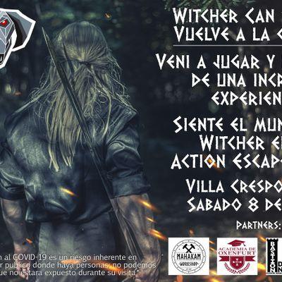 Witcher LARP - Action Scape Room