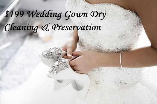199 Wedding Gown Dry Cleaning & Preservation Port Macquarie