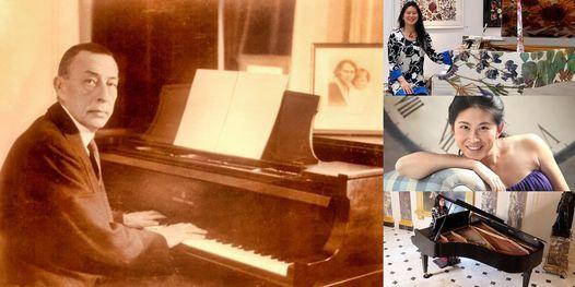 'Rachmaninoff: Piano's Golden Age Composer' Webinar w/ Steinway Artist, 22 October | Online Event | AllEvents.in