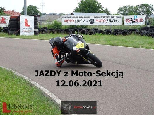 JAZDY MOTOCYKLOWE z Moto-Sekcją 12.06.2021 | Online Event | AllEvents.in