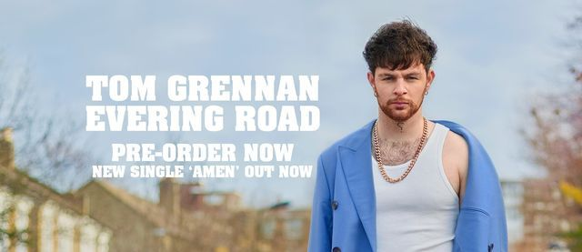 Tom Grennan - Flex, Vienna, 22 April | Event in Vienna | AllEvents.in