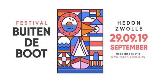 Buiten De Boot Festival