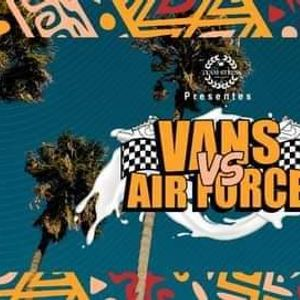 VANS VS AIR-FORCE (Events)