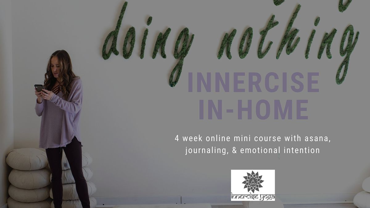 Innercise In Home - The Perfect Way to start your New Year! | Online Event | AllEvents.in