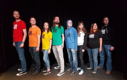 The Same Faces: Improvised Comedy - Leicester (BYOB), 4 December   Event in Leicester   AllEvents.in