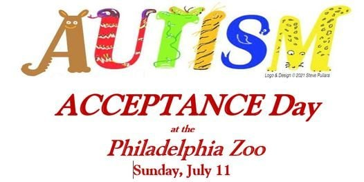 Autism Acceptance Day at the Philadelphia Zoo, 11 July   Event in Philadelphia   AllEvents.in