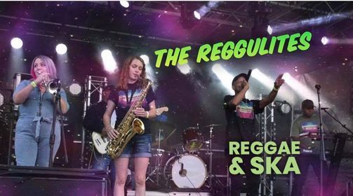 The Reggulites (no ticket required, see 'Details'), 30 July   Event in Smethwick   AllEvents.in