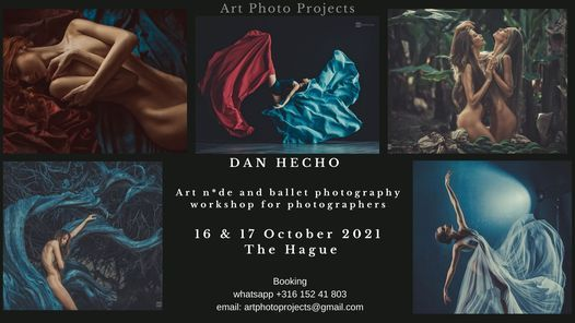 Dan Hecho photography workshop in The Netherlands, 16 October | Event in The Hague | AllEvents.in