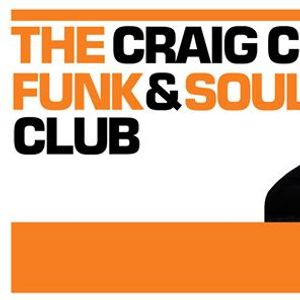 Craig Charles Funk & Soul Club - Band on the Wall Manchester