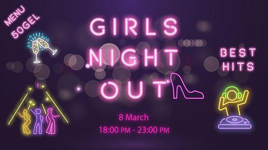 Girls Night Out  Best Hits  DJ