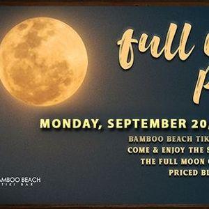 Full Moon Party on The Beach