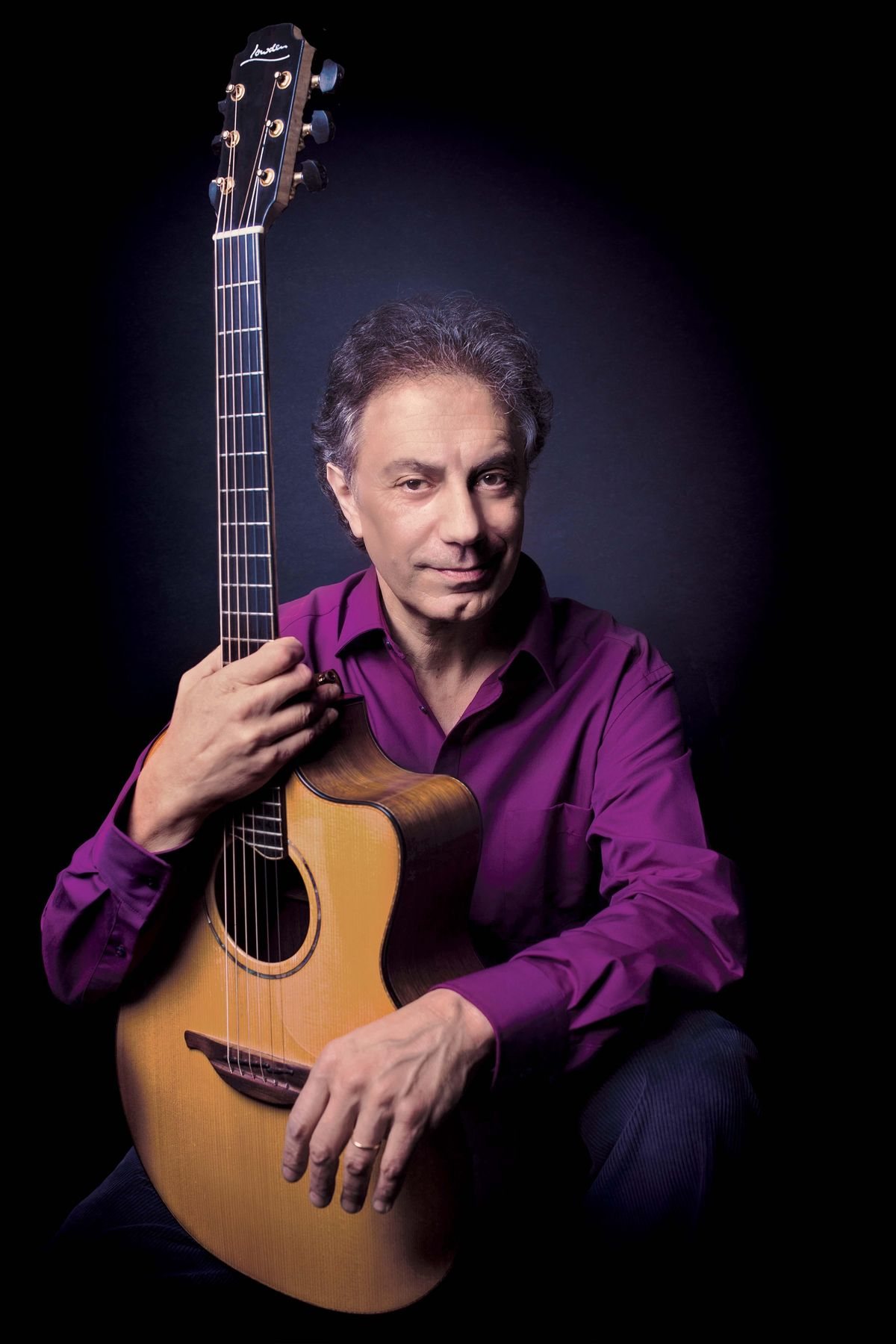 Pierre Bensusan French guitarist vocalist and composer