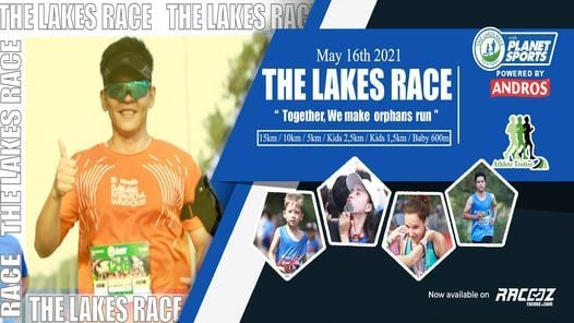 RACEEZ.COM - THE LAKES RACE 2021, 16 May | Event in Ho Chi Minh City | AllEvents.in