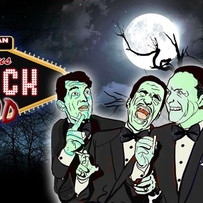 THE RAT PACK UNDEAD  in Philadelphia ONE NIGHT ONLY - Oct 10th 2021