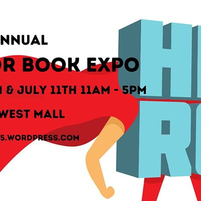 6th Annual Indie Author Book Expo