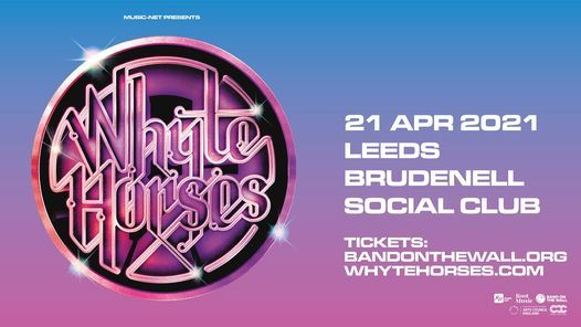 Whyte Horses live at Brudenell Social Club, Leeds, 21 April | Event in Leeds | AllEvents.in