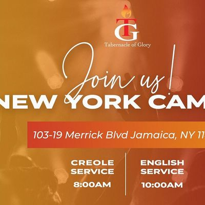 TG New York  - Sunday January 3rd 1000 AM Service