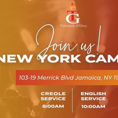 TG NYC-2021 Sunday Services 1000 AM