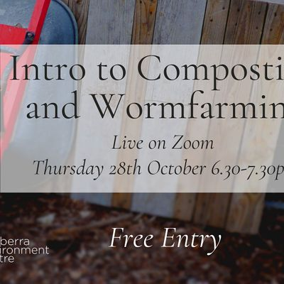 Intro to Composting and Wormfarming