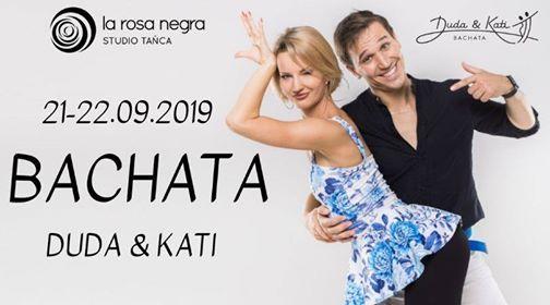 Zajcia weekendowe Bachata - Duda & Kati