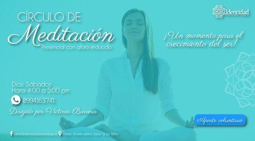 Circulo de Meditación, 17 April | Event in Quito | AllEvents.in