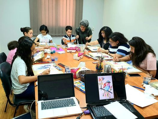 Art for Young Adults Course 102 (11 - 15 years)