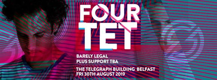 Shine - FOUR TET Barely Legal & more at The Telegraph