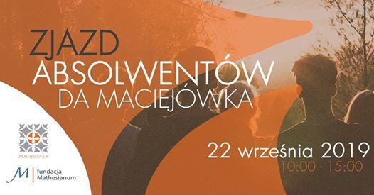 Zjazd Absolwentw Maciejwki