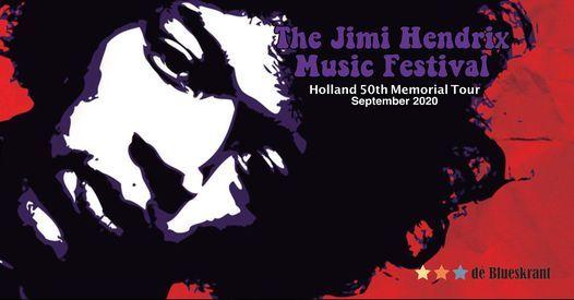 Verplaatst - The Jimi Hendrix Music Festival - Melkweg Amsterdam, 16 September | Event in Amsterdam | AllEvents.in