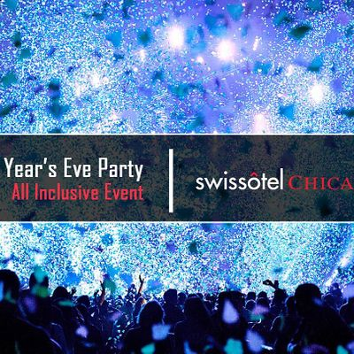 Ballroom Blitz New Years Eve Party 2022 at Swissotel Chicago