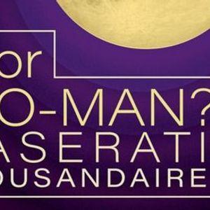 POSTPONED Man or AstroMan