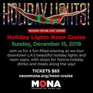 Holiday Lights Neon Cruise Encore