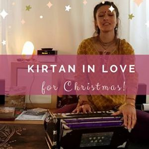 Kirtan in Love for Christmas