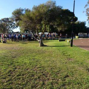 MAWA Club Half Marathon (21.1k) 10.5k  6k RunWalk - 8AM