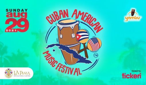 Cuban American Music Festival 2021, 29 August   Event in Los Angeles   AllEvents.in