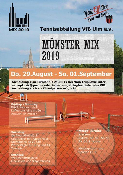 Mnster Mix 2019