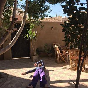 CILAS presents Yoga with Amina Abouelghar
